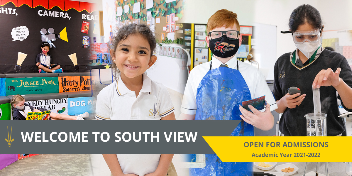 South View School Welcome To South View